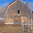 Grandpa's Barn by Serenity Stewart