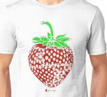 Keinage - Fruit Paradise - Strawberry Unisex T-Shirt