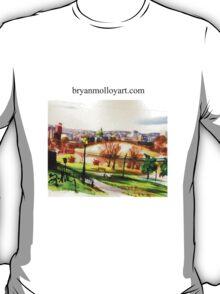domes at reservior park, hbg, pa, usa T-Shirt