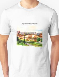 domes at reservior park, hbg, pa, usa Unisex T-Shirt