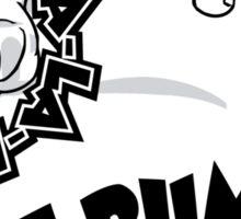 Baymax Fist Bump! Sticker