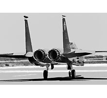 Jet Fighter Photographic Print