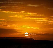 Jamaican Sunset by Jamie Napier