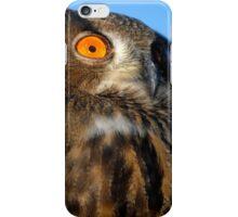Eurasian Eagle Owl iPhone Case/Skin