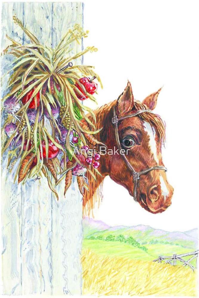 Howdy Partner by Angi Baker