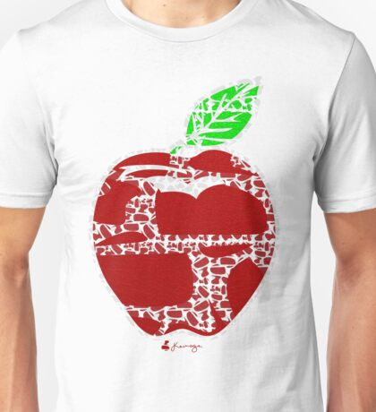 Keinage - Fruit Paradise - Apple Unisex T-Shirt