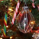 Christmas Tree Ornament # 1 by gypsykatz