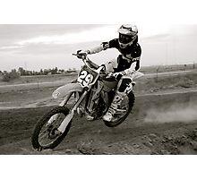 adrenaline rush Photographic Print