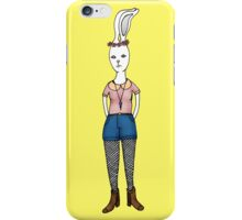 Festival Bunny iPhone Case/Skin