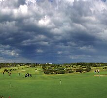 Torquay Golf Club, Great Ocean Road, Australia by Andy Berry