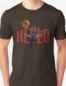 Hello (Balloon Boy) Unisex T-Shirt