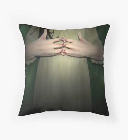 Restraint Throw Pillow