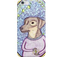 Olive and her amazing olives iPhone Case/Skin