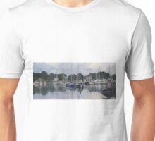 Wickford Harbor Unisex T-Shirt