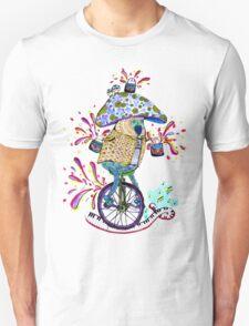 I am a FUNGI Unisex T-Shirt