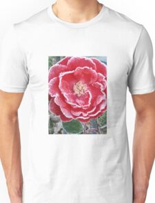 Red Rose - Icy Pedals Unisex T-Shirt