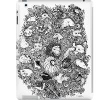 Aloxtol to Zebra iPad Case/Skin