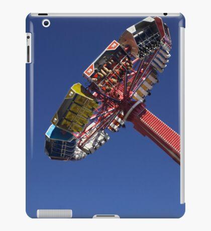 Evolution  fair ride photograph iPad Case/Skin