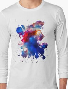 Colorful Cosmos Long Sleeve T-Shirt