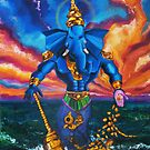 Vishnu by Kos Cos