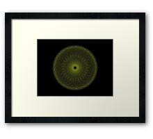 Sacred Nest Framed Print