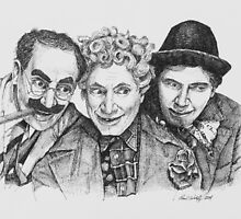 Marx Brothers by Paul Wolff