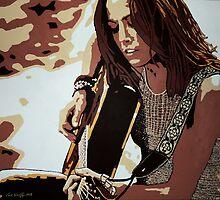 Sheryl Crow by Paul Wolff