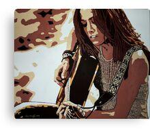Sheryl Crow Canvas Print
