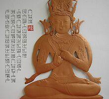 Buddha Peace by Antoine de Paauw