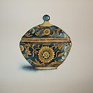 The Imperials 'Miniature' Round Urn No 4 © Patricia Vannucci 2008  by PERUGINA