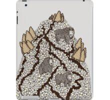 S'more Mountain iPad Case/Skin
