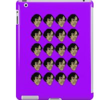 Cumber Batch iPad Case/Skin