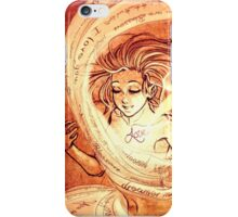 Write Your Story iPhone Case/Skin
