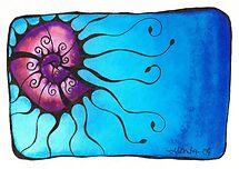 Violet luna by Marita