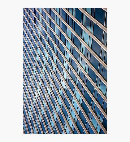 Office Windows Photographic Print