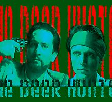 the deer hunter by fuxart