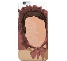 Firefly Floral Bonnet Version 2 iPhone Case/Skin
