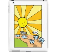 Cool Runnings  iPad Case/Skin