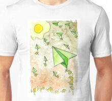 The Life Circulation of the Egg. Unisex T-Shirt