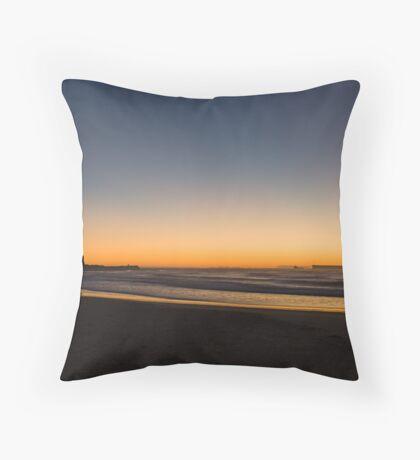 Nobbys Sunrise Throw Pillow