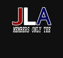 JLA Members Only. Unisex T-Shirt