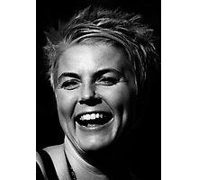 Smiling  Photographic Print