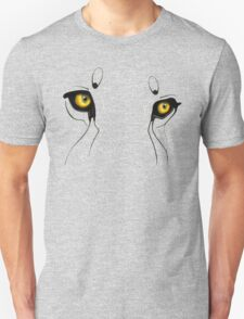 Lion's Eyes Unisex T-Shirt