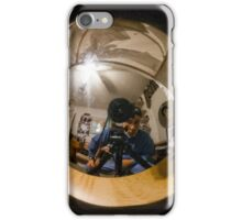 Poor Mans Fisheye iPhone Case/Skin