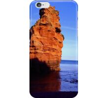 Standing Alone iPhone Case/Skin