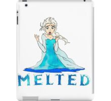 Melted iPad Case/Skin