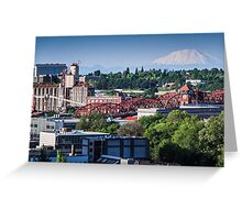 Portland, Oregon Greeting Card