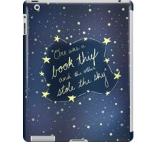Book Thief/Sky Stealer 2.0 iPad Case/Skin