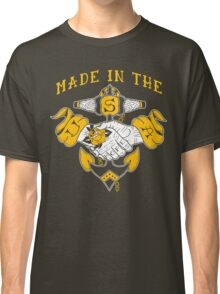 Made in the USA tattoo design Hope Classic T-Shirt