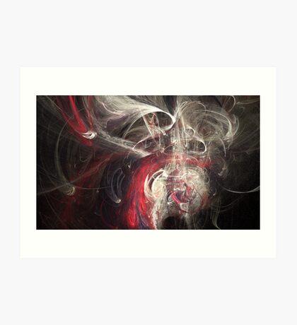 Background Art Print